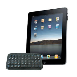 Duragadget bluetooth mini keyboard